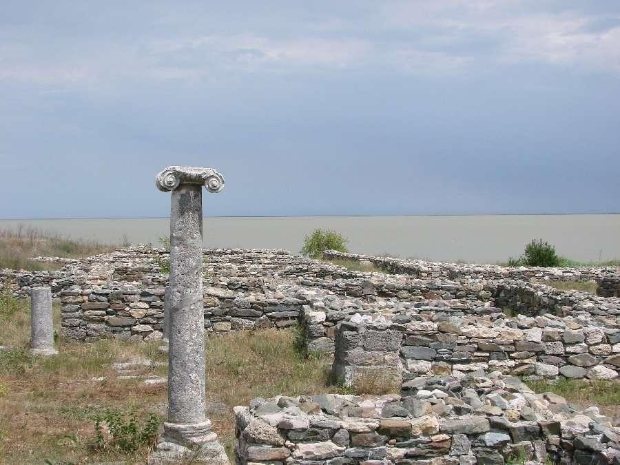Histria, la Pompei romena