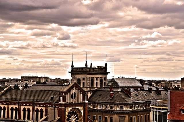 """Bucarest, """"Le Petit Paris"""""""