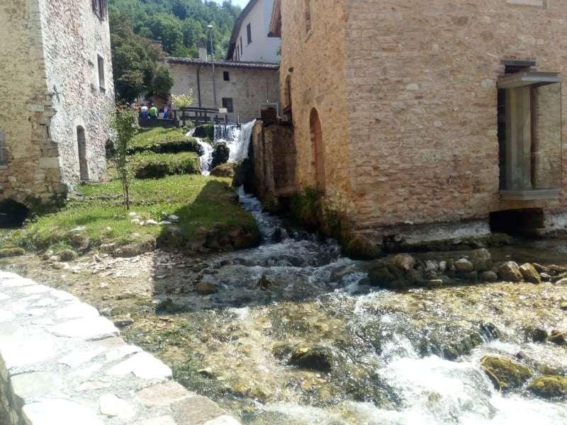 Rasiglia – le belezze del'Umbria